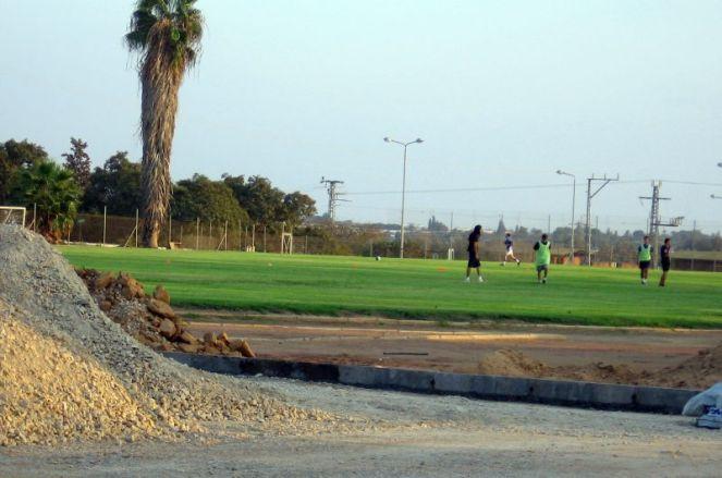 Eshkol teams still practise here