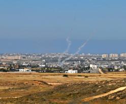 Gaza militant fire on Israel